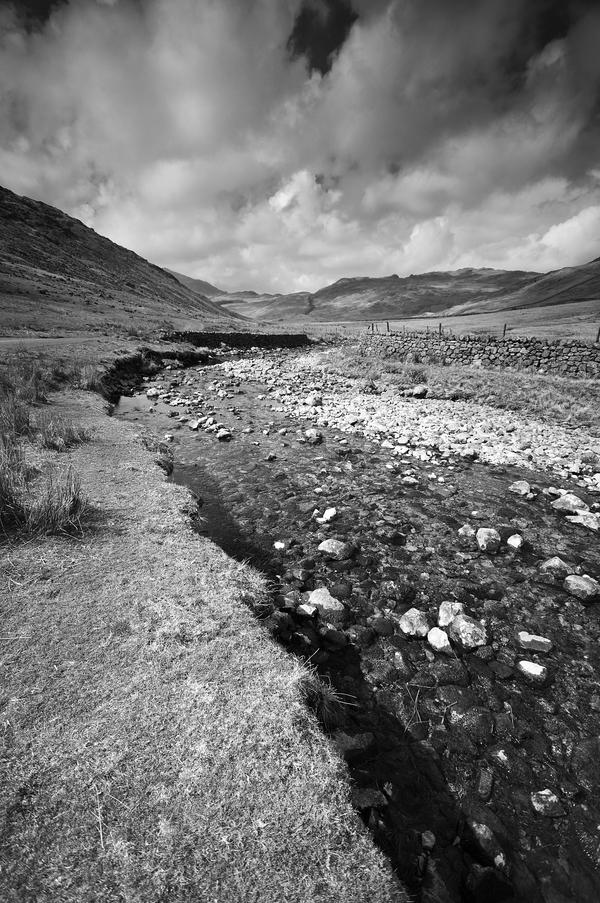 Cumbrian River by taffmeister
