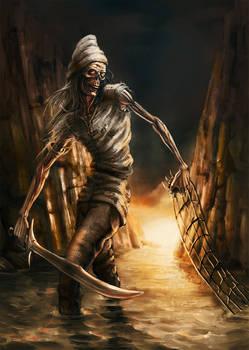 Son of Death, Tuonen poika