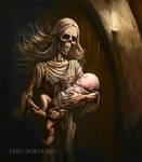 Tuonetar, Dead Guardian of Sleep