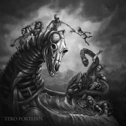 Goblin's (Hiisi) Horse