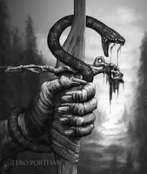Lapp Witch's Arrow by TeroPorthan