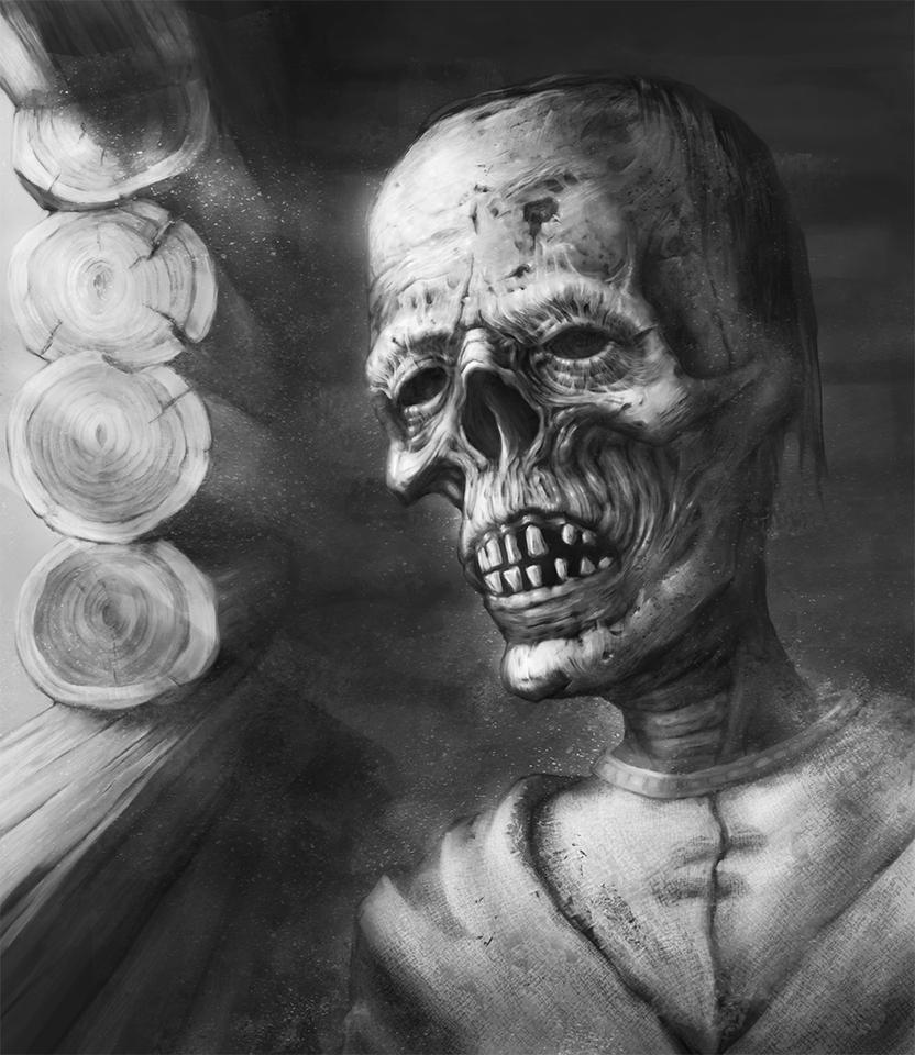 Loneliness of Death by TeroPorthan