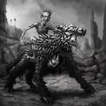 Goblin's Dog by TeroPorthan