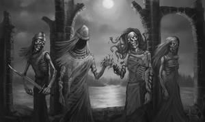 The Family of Tuonela