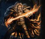 Warrior Shaman by TeroPorthan
