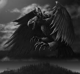 The Lapp Eagle (Lapin kokko)