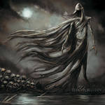Tuoni, Death, from Tuonela Deadland by TeroPorthan