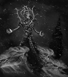 Louhi, Lapin noita, the Great Lapp Witch