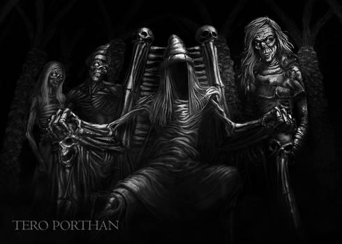 The Tuonela Family of Death