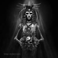 Death Bride from Tuonela