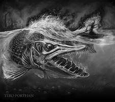 Giant Pike of Tuoni Death