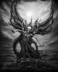 Keiju, Finnish Fairy of Death