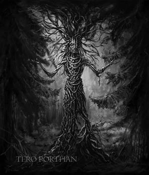 Mielikki Forest Goddess