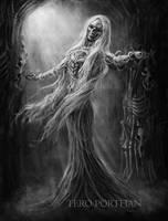 Tuonetar Goddess of Death