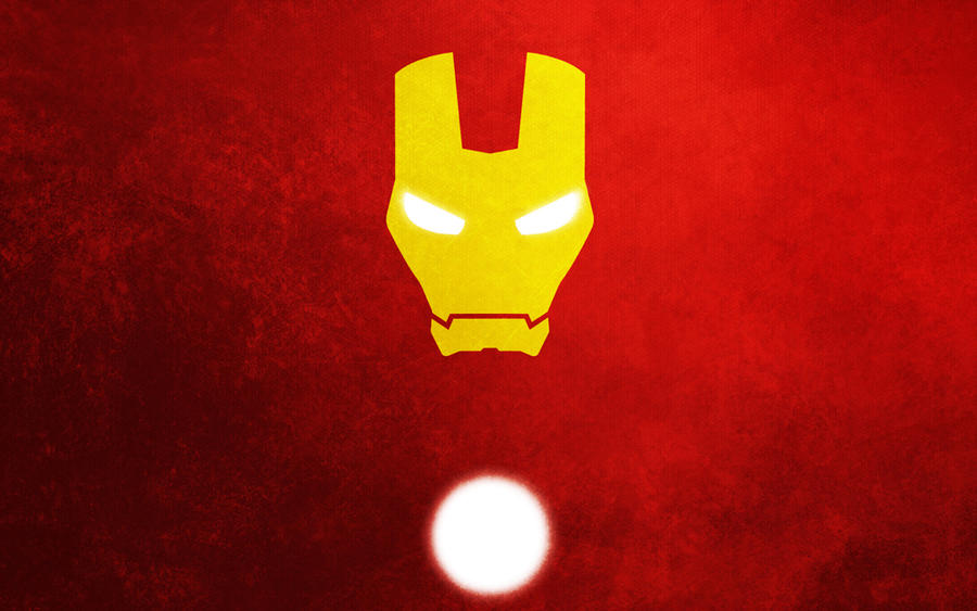 Iron Man Poster / Wallpaper by jahue on DeviantArt