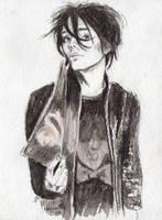 Gerard Way by MegumiRe