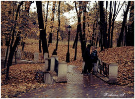 Autumn Love by kotka