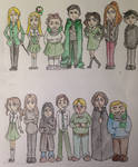 Of Slytherin Past