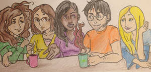 Married In to the Weasleys by DidxSomeonexSayxMad