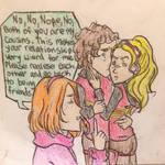 NG: A Weasley and a Dursley