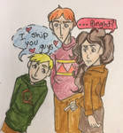 Scorp and Romione