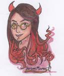 Demon Mama by DidxSomeonexSayxMad