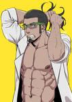 professor kukui's everyday struggle