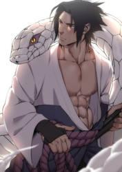 Sasuke by Suyohara