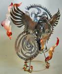 Iron Phoenix - Colored
