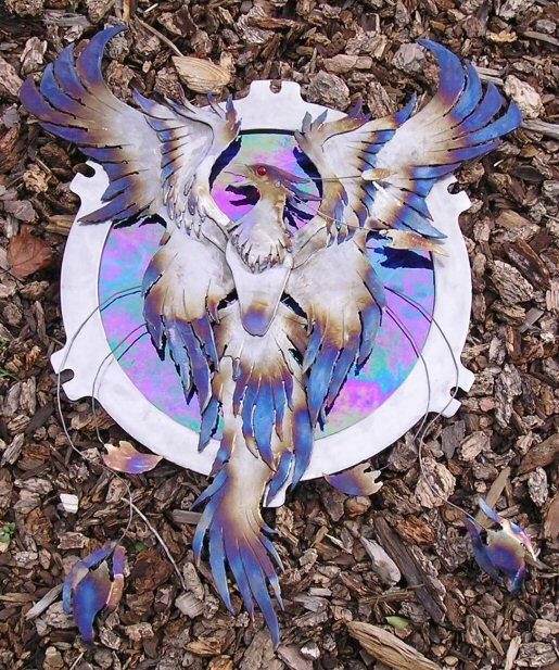 Phoenix Ring by Angi-kat