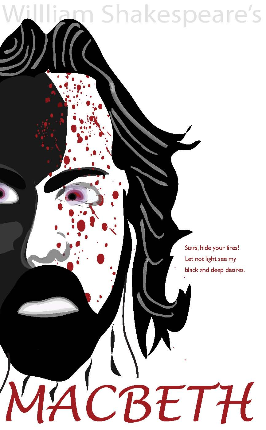 Black Like Me Book Cover : Book cover macbeth by silentbean on deviantart