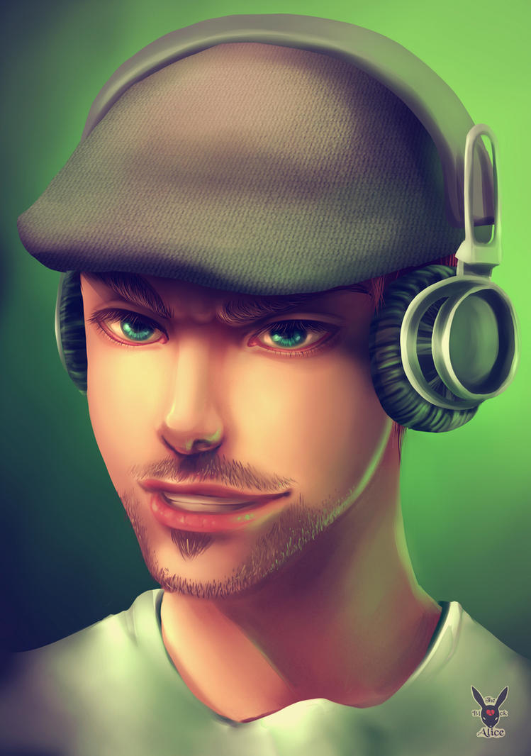 JACKSEPTICEYE by The-Black-Alice