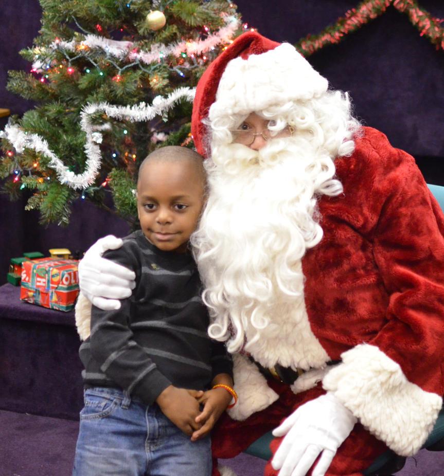 I Love Santa by waitingforlefty