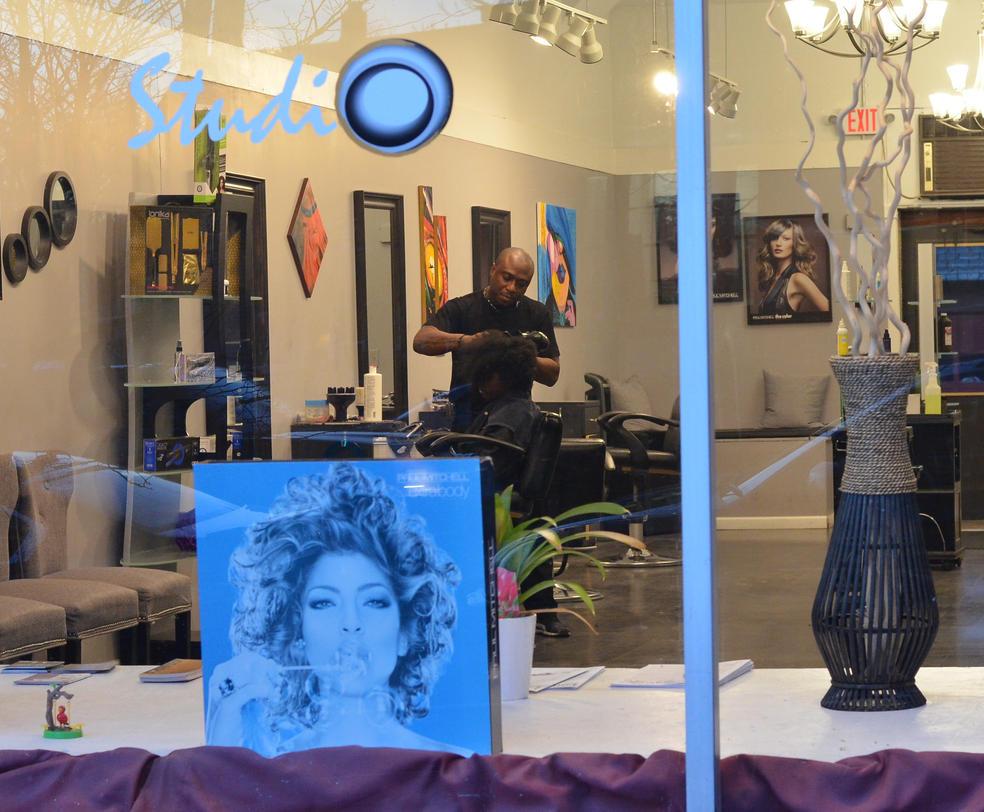 Christopher Amira Studio by waitingforlefty