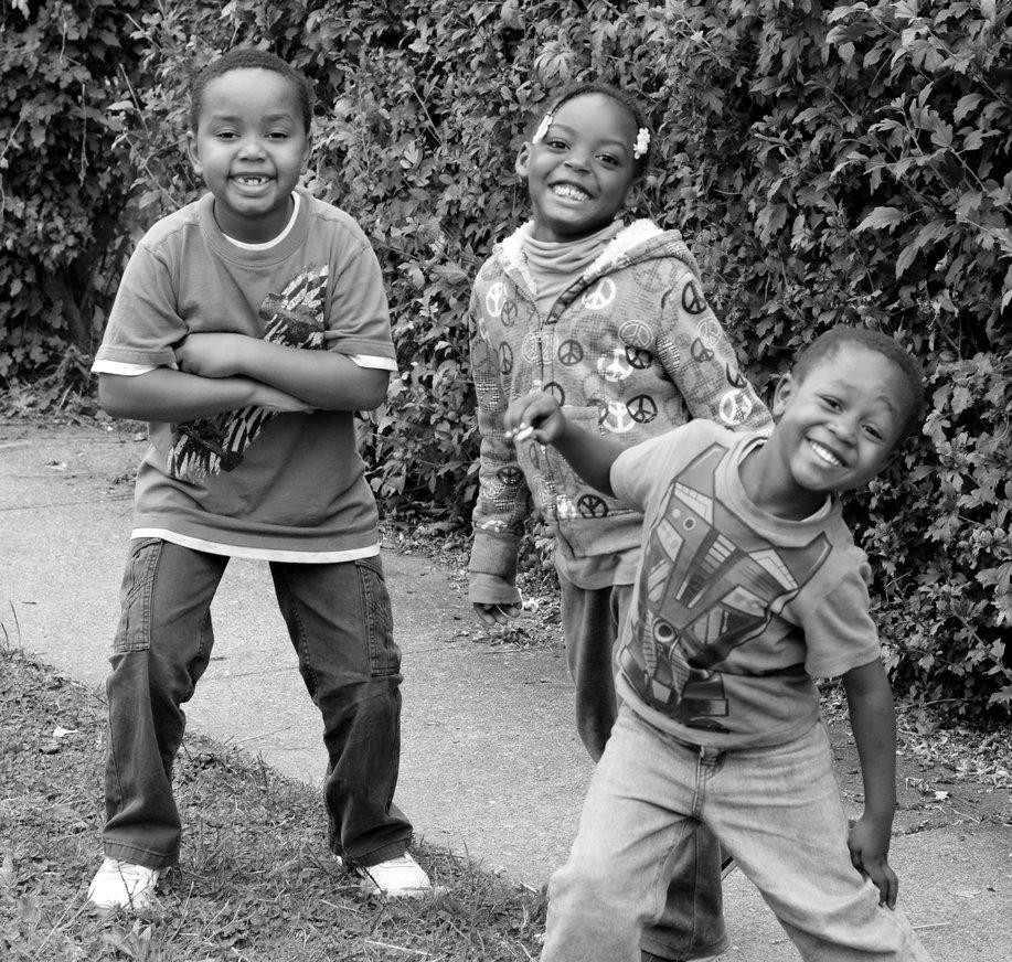 Neighborhood Kids by waitingforlefty
