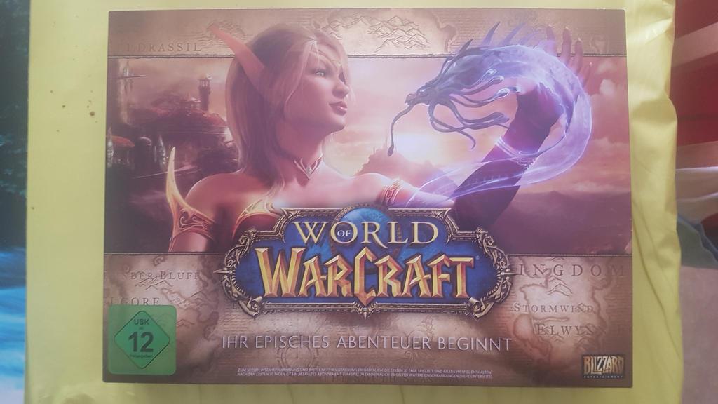 World Of Warcraft by AssassinsHD3