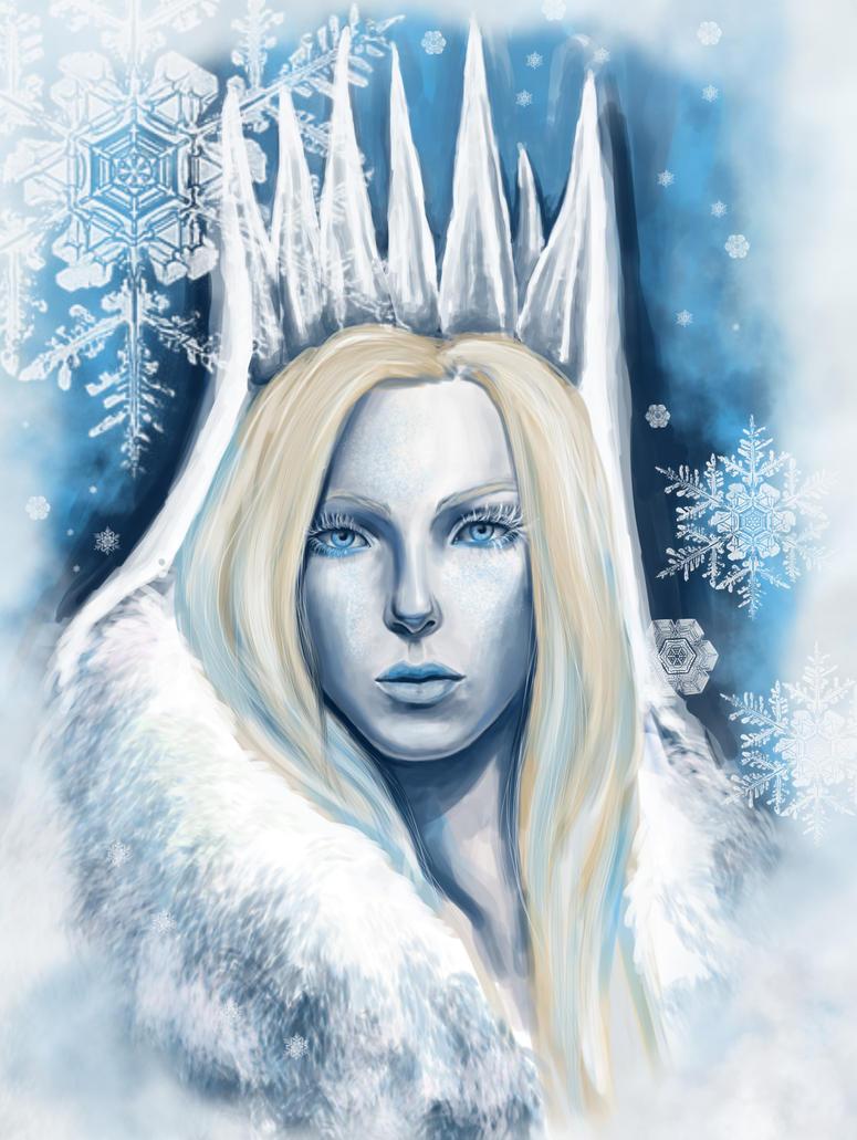 The Queen by axxxa06