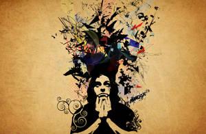 Thinking man by Mindux692