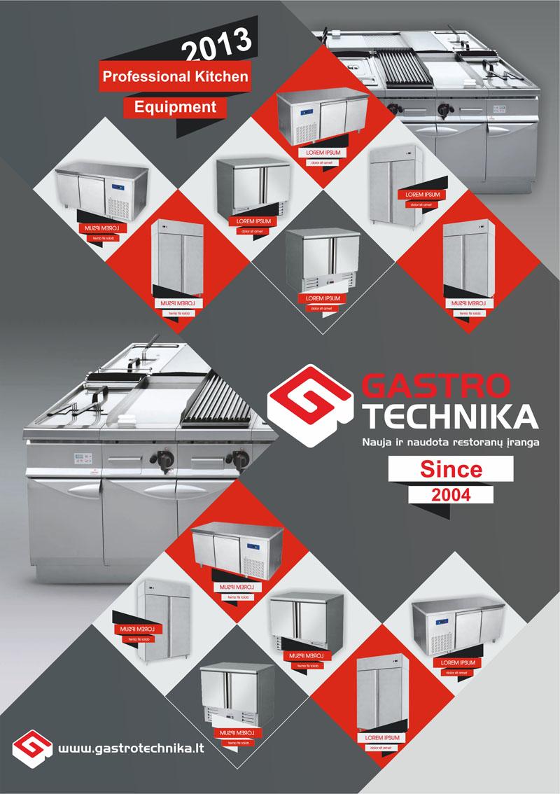 Gastrotechnika catalog design no 3 by mindux692 on deviantart for Best catalog design 2016
