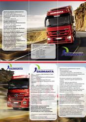 Daimanda booklet