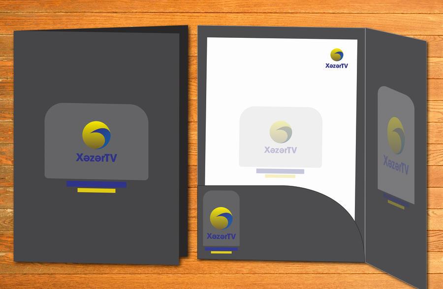 Folder Design by Atabeyli
