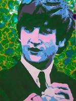 john lennon portrait by Absolut-Lennon