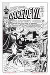 DAREDEVIL #13 Cover Recreation HAZLEWOOD - Kirby