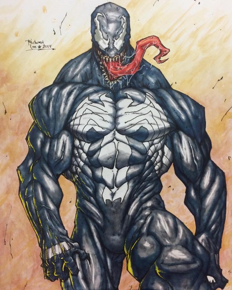 Venom by charddskinnylee