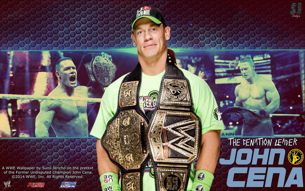 John Cena Wallpaper 2014 by SJericho on DeviantArt