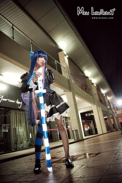 i'm Anarchy Stocking..stole my sweets, u will die by HaruhiSyaoran