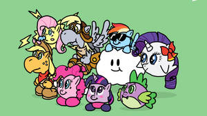 Paper Pony Partners by ShyGuyXXL