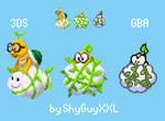 Lakipea Original Design 3DS Style