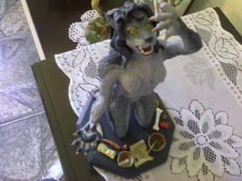Witch Wolf 1 by Mago2007