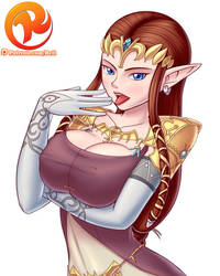 Princess Zelda by Reit-9